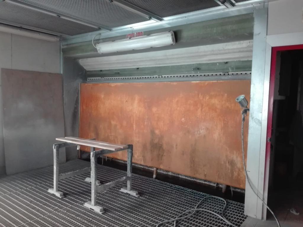 Cabina di verniciatura professione, Roma, Lazio - Annunci ...