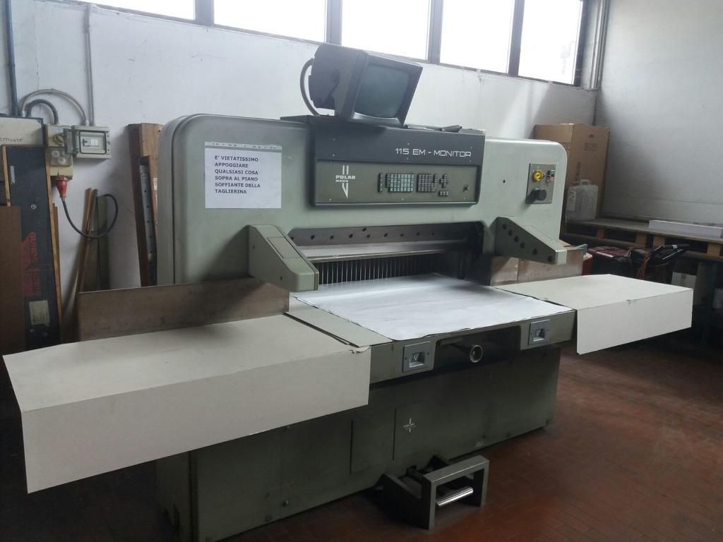 Taglierine per tipografia in vendita
