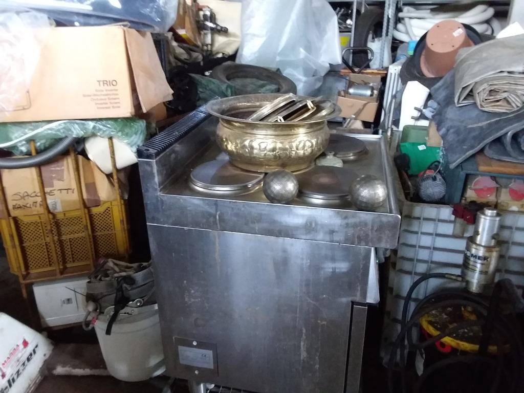 Cucine industriali in vendita