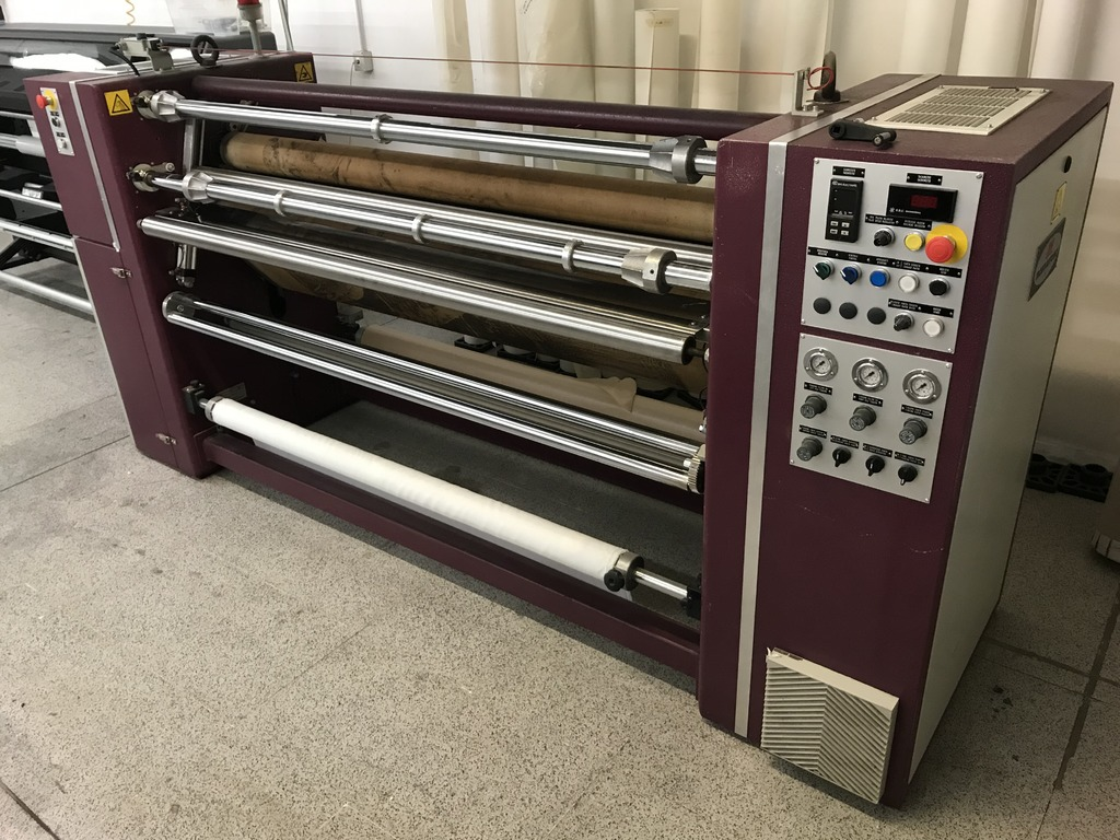 Calandre stampa tessuti in vendita