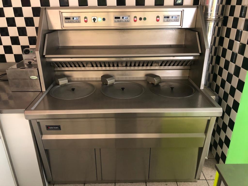 Attrezzature cucina in vendita