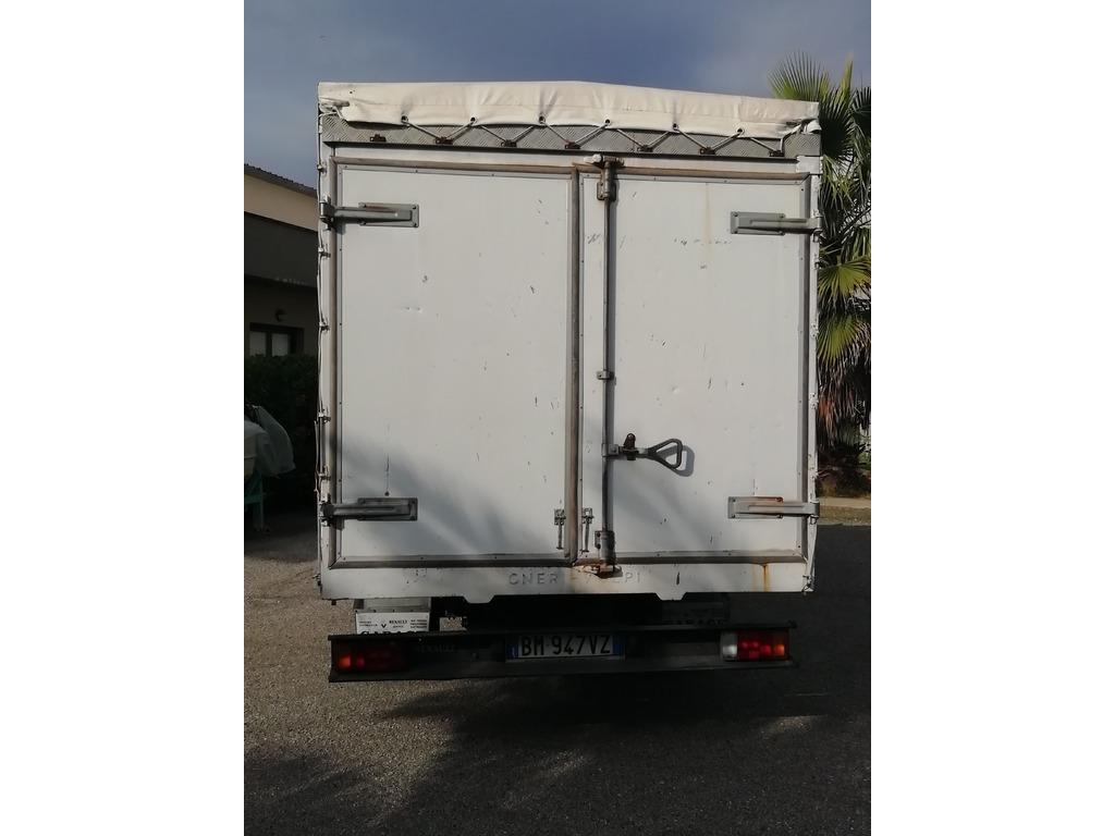 FURGONE TELONATO RENAULT MASCOTTE in vendita - foto 1