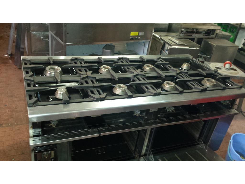 Cucina 8 Fuochi Roma Lazio Annunci Industriali